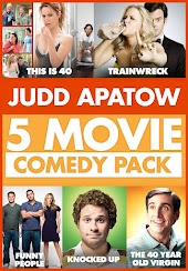 Judd Apatow 5 Movie Comedy Pack