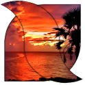 Sunset Video Wallpaper icon
