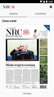 NRC - náhled