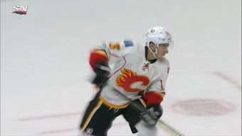 2/21/17: Flames 6 at Predators 5 F/OT