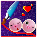 Lovely Love Ball icon