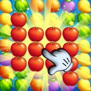 Fruit Crush Garden Story APK Descargar