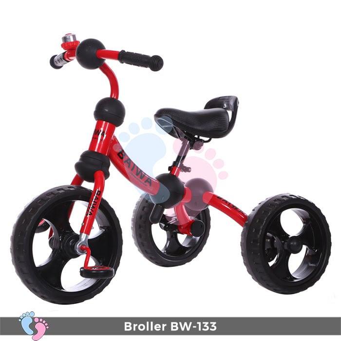 Xe đạp 3 bánh Broller XD3-133 3