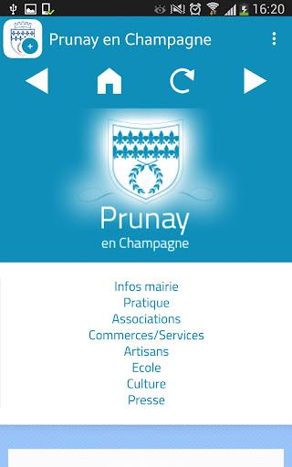 Prunay Champagne