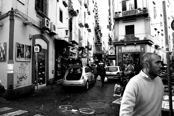Passeggiata in città di Andrea F