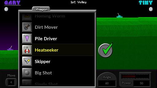 Pocket Tanks 2.5.2 screenshots 3