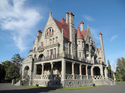 Victoria-BC-Craigdarroch-Castle.jpg - Tour Craigdarroch Castle to learn more about life in the 1890s in Victoria, British Columbia.
