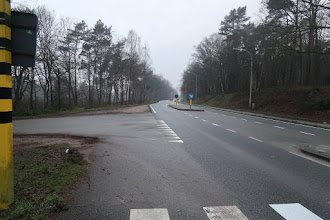 Photo: Weg naar Zwartberg