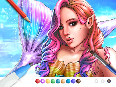 InColor — Coloring Book for Adults MOD APK [Paid Features Unlocked] 9