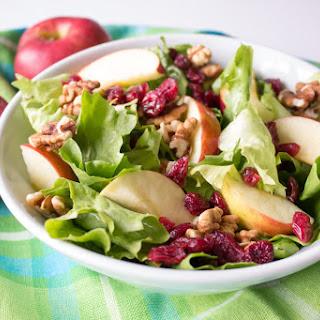 Apple Walnuts Salad Recipe