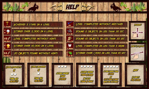 266 New Free Hidden Object Game Puzzles Old West APK for