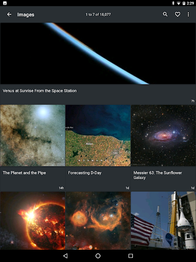NASA App screenshot 16