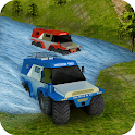 Offroad Centipede Truck Racing icon