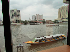 Photo: The view during lunch