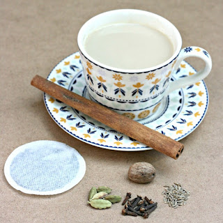 Authentic Indian Chai Tea Recipe from Northern India.