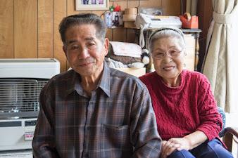 北清喜初さん・信子さんご夫妻