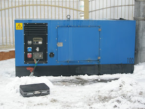 Photo: Service generator, hotel, Bucuresti-Militari