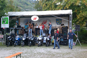 Photo: Real Sound beim Sound-Check