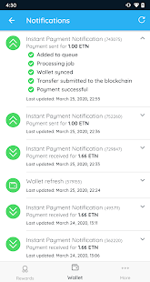 Electroneum Screenshot