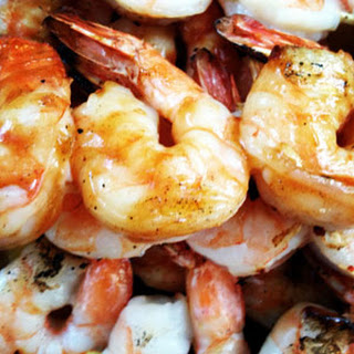 Whiskey BBQ Shrimp