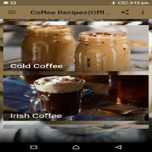 Coffee Recipes(Offline) 4
