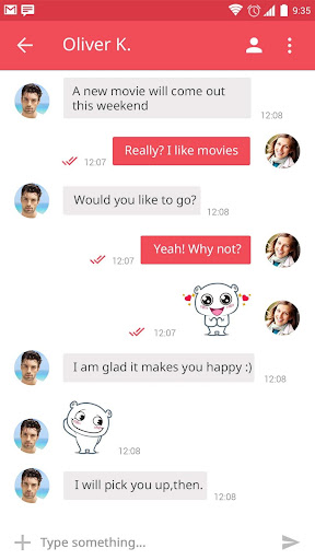 Date Way - Dating App: Chat & Meet New People screenshot