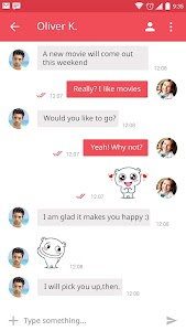 DateWay - Chat Meet New People screenshot 3
