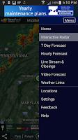 Screenshot of abc27 Weather - Harrisburg, PA