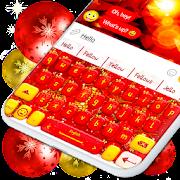 Red Christmas Keyboard \ud83c\udf85 X-mas Themed Keyboards