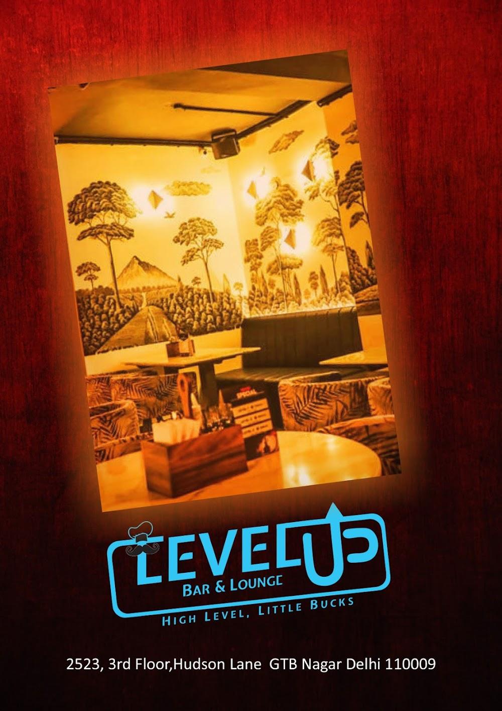 Level Up menu 4