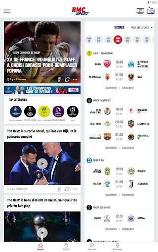 RMC Sport News screenshot 8