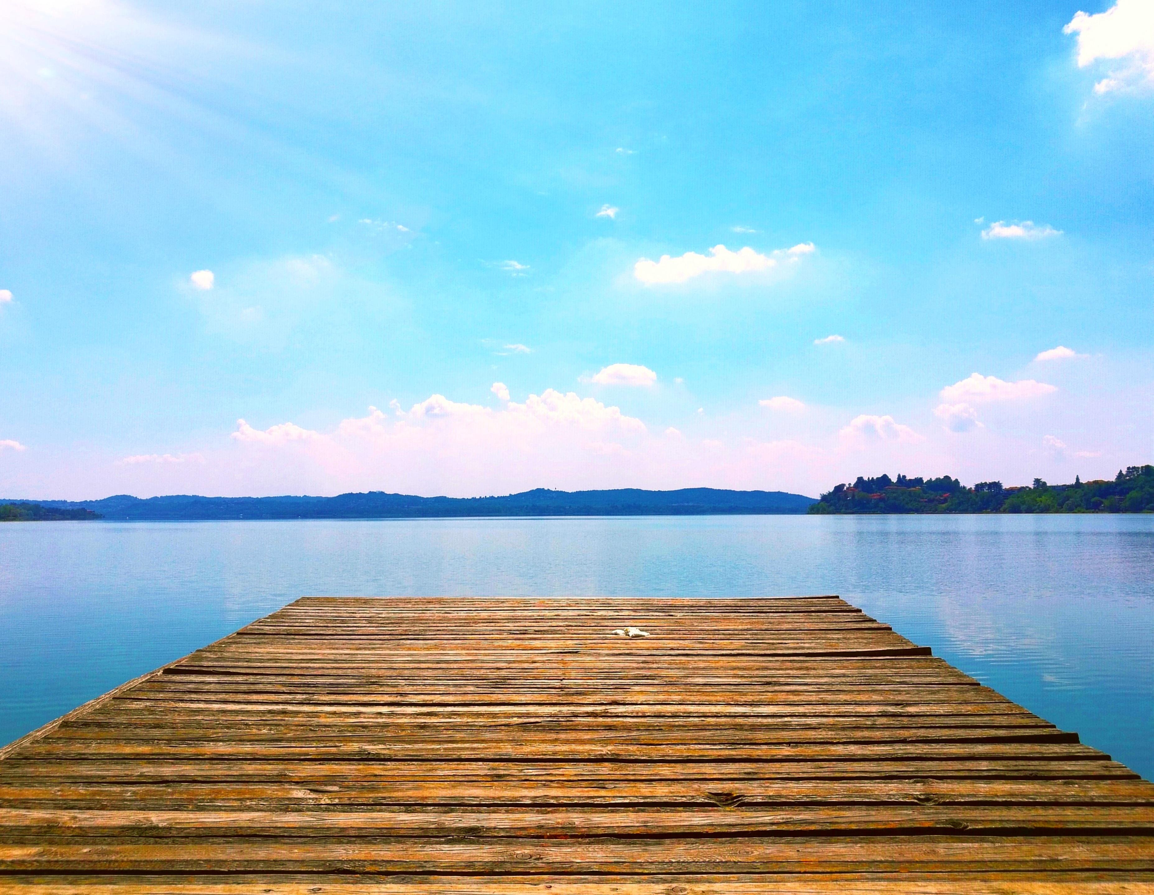 Lago lucente  di francesco_ceppaglia