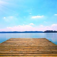 Lago lucente