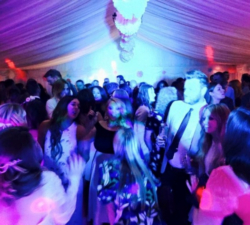 Wedding DJ For Hire London | Platinum Disco