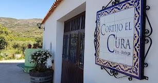 Exterior de Cortijo El Cura Eco-Bodega.