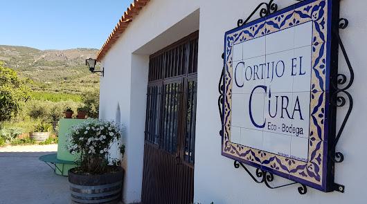 Cortijo El Cura Eco-Bodega, vinos 100% ecológicos de Almería