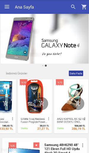 WooCommerce Android Uygulaması