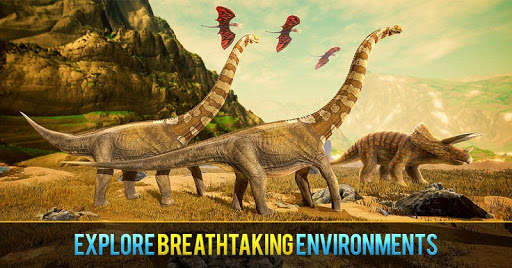 Deadly Dinosaur Hunter Revenge Fps Shooter Game 3D  screenshots 2