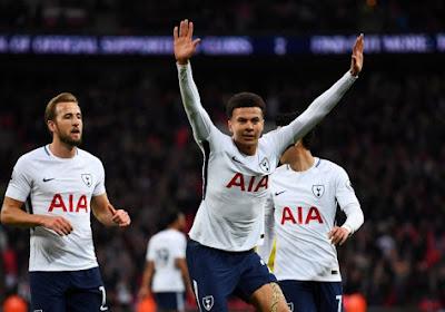 Tottenham prolonge l'un de ses cadres pour une longue durée