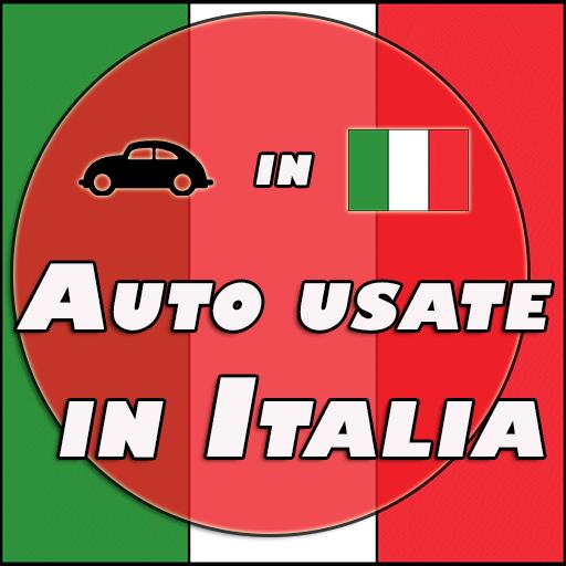 Acquistare Auto usate in Italia icon
