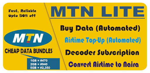 MTN Lite 1 1 1 (Android) - Download APK