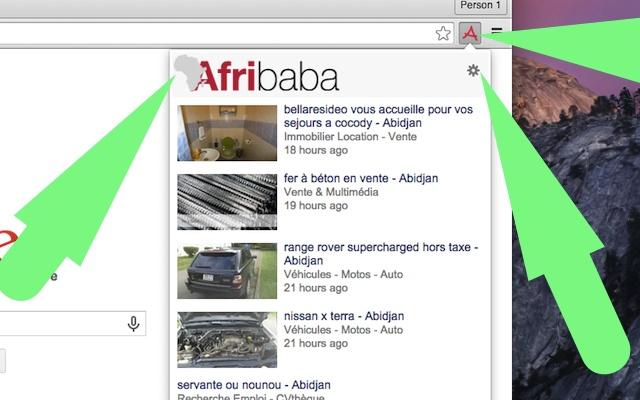 Afribaba Gabon