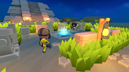 Télécharger TopGuns.io - Guns Battle royale 3D Action mod apk screenshots 4