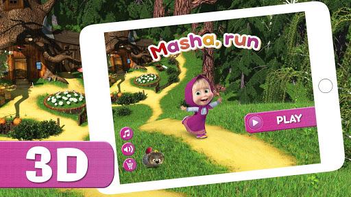 Masha, run! Apk Download Free for PC, smart TV
