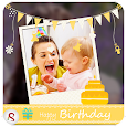 PIP Birthday Photo Editor icon