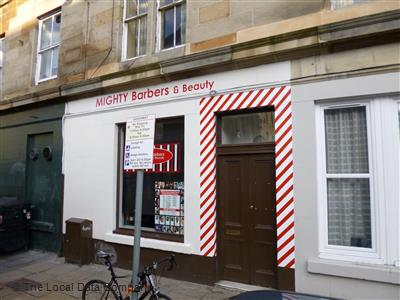 Mighty Barbers Beauty