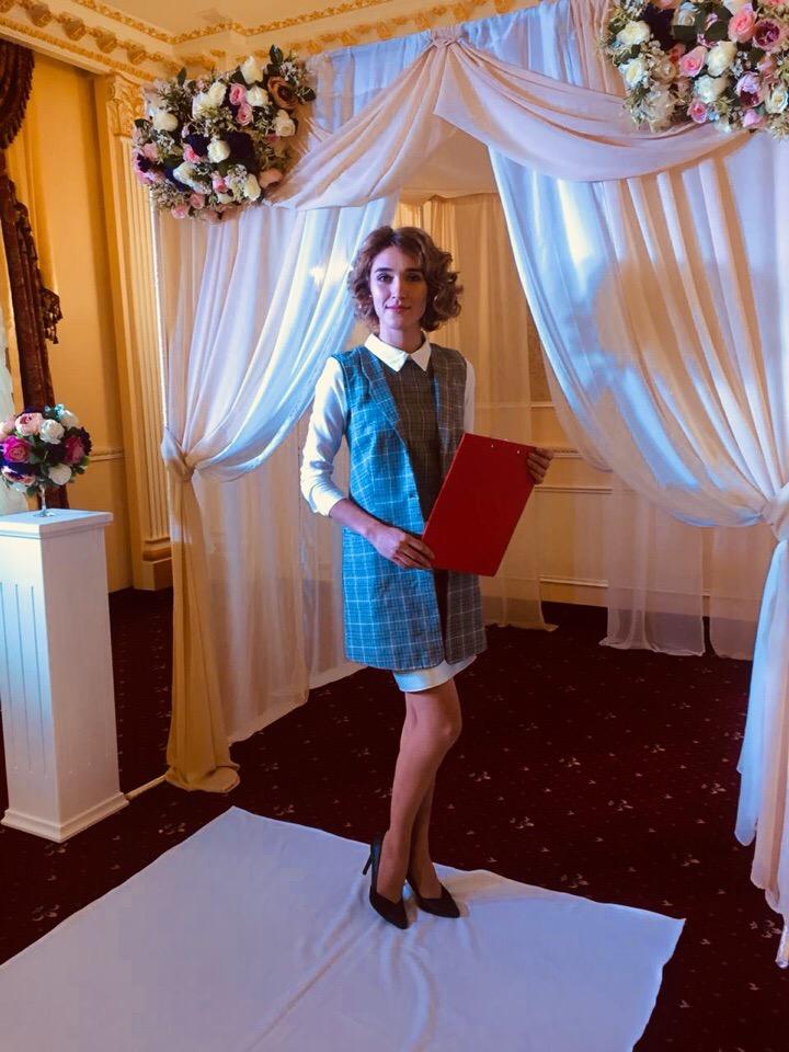 Альбина Мухутдинова в Уфе