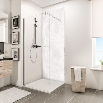 Panneaux muraux DecoDesign BRIO, marbre brillant