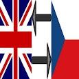 English To Czech Voice Translator icon