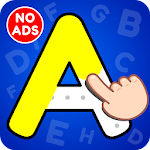 ABC Tracing & Phonics Game for Kids & Preschoolers 14.0 (AdFree)